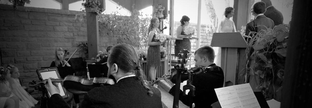 string quartet st louis weddings the matt mccallie